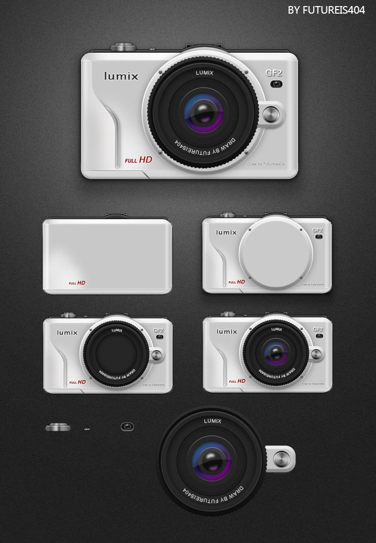 lumix照相机