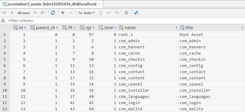 phpstorm链接数据库